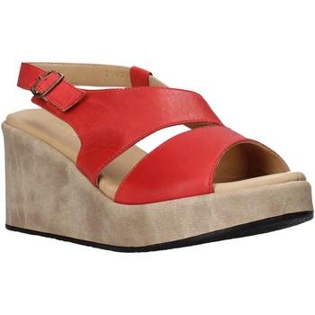 Sapatos Mulher Sandálias Sshady L2502 Vermelho