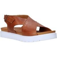 Sapatos Mulher Sandálias Sshady L2301 Castanho