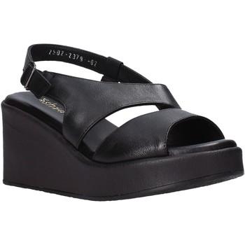 Sapatos Mulher Sandálias Sshady L2502 Preto
