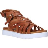 Sapatos Mulher Sandálias Sshady L2306 Castanho