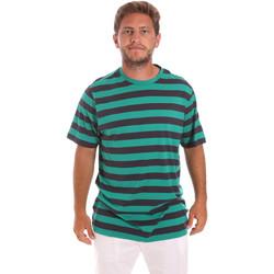 Textil Homem T-Shirt mangas curtas Colmar 7543 3TJ Preto