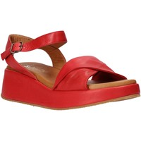 Sapatos Mulher Sandálias Sshady L2402 Vermelho