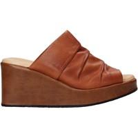 Sapatos Mulher Chinelos Sshady L2501 Castanho