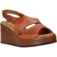 Sapatos Mulher Sandálias Sshady L2502 Castanho