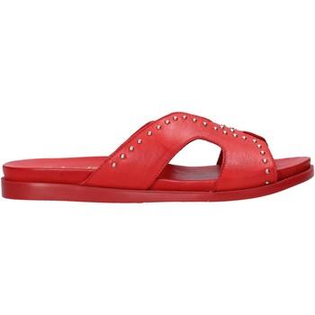 Sapatos Mulher Chinelos Sshady MRT233 Vermelho