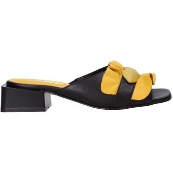 Sapatos Mulher Chinelos Sshady MRT303 Preto