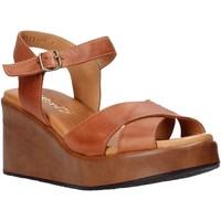 Sapatos Mulher Sandálias Sshady L2503 Castanho