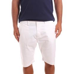 Textil Homem Shorts / Bermudas Sseinse PB739SS Branco