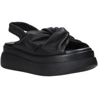 Sapatos Mulher Sandálias Sshady L2210 Preto
