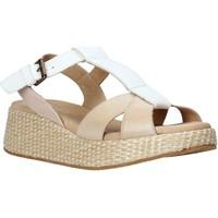 Sapatos Mulher Sandálias Sshady L2404 Bege