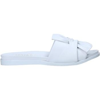 Sapatos Mulher Chinelos Sshady MRT231 Branco
