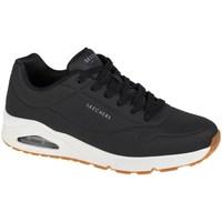 Sapatos Homem Sapatilhas Skechers Unostand ON Air Preto