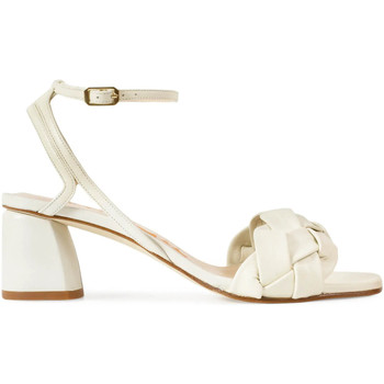 Sapatos Mulher Sandálias Paco Gil VEGA Blanc
