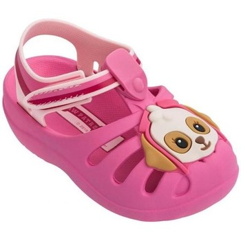 Sapatos Rapariga Sandálias Ipanema Sandálias Bebé Patrulha Pata Rosa Rosa