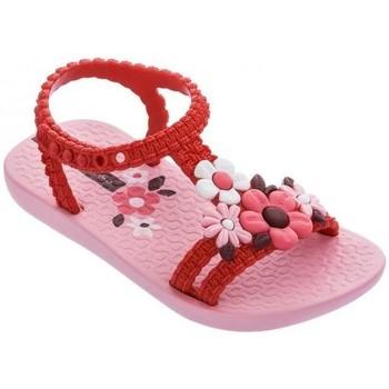 Sapatos Rapariga Sandálias Ipanema Sandálias Bebé My First  Pink Red Vermelho