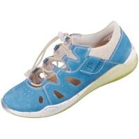 Sapatos Mulher Sapatilhas Josef Seibel Ricky 17 Azul, Cor bege