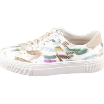 Sapatos Mulher Sapatilhas Legero Lima Branco, Verde, Cor-de-rosa
