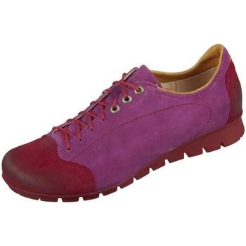 Sapatos Mulher Sapatilhas Think Menscha Roxo, Bordô