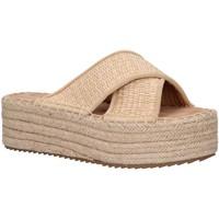 Sapatos Mulher Chinelos Refresh 72917 Beige