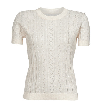 Textil Mulher Tops / Blusas Betty London PAVARI Branco