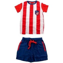Textil Homem Pijamas / Camisas de dormir Atletico De Madrid 100-378 Rojo