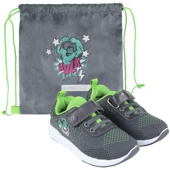 Sapatos Rapaz Sapatilhas Avengers 2300004616 Gris