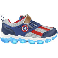 Sapatos Rapaz Sapatilhas Avengers 2300004621 Azul