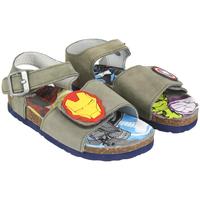 Sapatos Rapaz Sandálias Avengers 2300003858 Gris