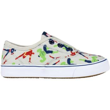 Sapatos Rapaz Sapatilhas Avengers 2300003579 Beige