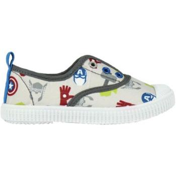Sapatos Rapaz Sapatilhas Avengers 2300003572 Beige