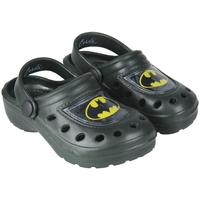 Sapatos Rapaz Tamancos Dessins Animés 2300004305B Negro