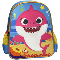 Malas Rapariga Mochila Baby Shark MC-02-BS Multicolor