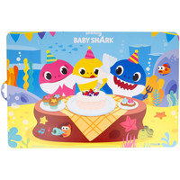 Casa Rapaz Toalha de mesa Baby Shark 13519 Multicolor