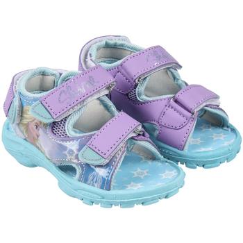 Sapatos Rapariga Sandálias Disney 2300003655 Azul