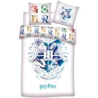 Casa Criança Capa de edredão Harry Potter 63796 Blanco