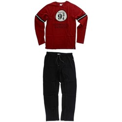 Textil Pijamas / Camisas de dormir Harry Potter 833-436 Rojo