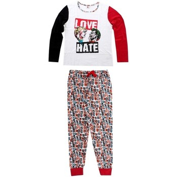 Textil Mulher Pijamas / Camisas de dormir Joker 833-438 Blanco