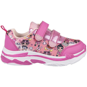 Sapatos Rapariga Sapatilhas Lol 2300004596 Rosa