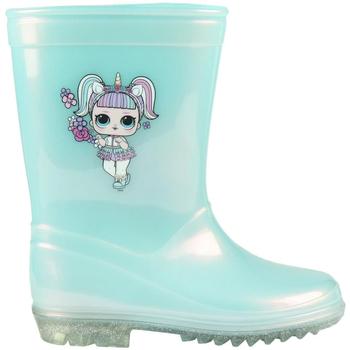 Sapatos Rapariga Botas de borracha Lol 2300004638 Azul