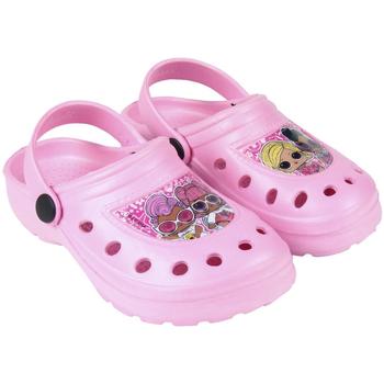 Sapatos Rapariga Tamancos Lol 2300004304 Rosa