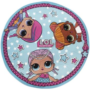 Casa Rapariga Toalha e luva de banho Lol 2200004060 Azul