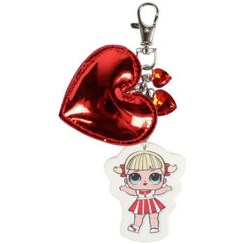 Acessórios Rapariga Porta-chaves Lol 2600000565A Rojo