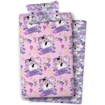 Casa Rapariga Conjunto de roupa de cama Disney AYM-039MNN-BD 105 Morado