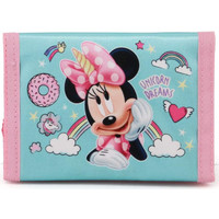 Malas Rapariga Carteira Disney MIN66643-30 Rosa