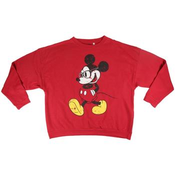 Textil Mulher Sweats Disney 2200004875 Rojo