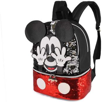 Malas Mulher Mochila Disney 37616 Negro