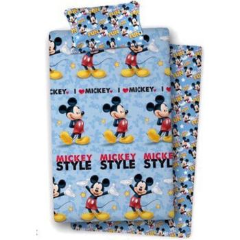 Casa Rapaz Conjunto de roupa de cama Disney AYM-050MCK-BD 105 Azul