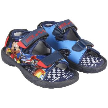 Sapatos Rapaz Sandálias Disney 2300003653 Azul