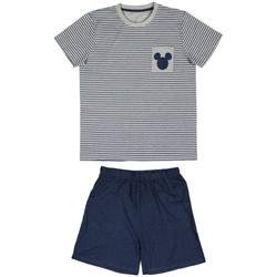 Textil Homem Pijamas / Camisas de dormir Disney 2200005280 Gris