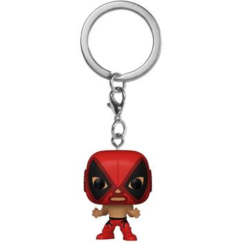 Acessórios Porta-chaves Marvel MVL61009-85 Multicolor